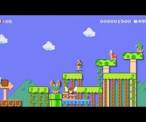 SUPER MARIO MAKER – CATMAN OF THE JUNGLE