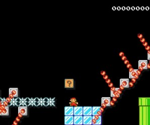 SUPER MARIO MAKER – Chasms of ChaOS