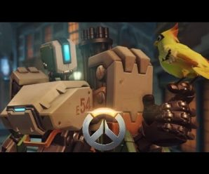 OVERWATCH ONLINE MP – BASTION