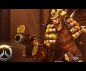 Overwatch Online MP – Junkrat