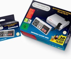 Nintendo is Releasing a Mini NES this Holiday Season