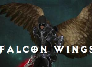 Diablo III – Finding the Falcon Wings