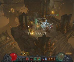 Diablo 3: Season 11 Necromancer Cleaning Out The Vault