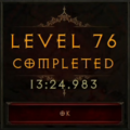 Diablo III – Season 11 – Necro GR 76