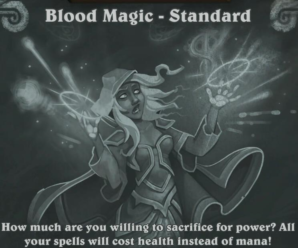 Tavern Brawl – Blood Magic – Standard